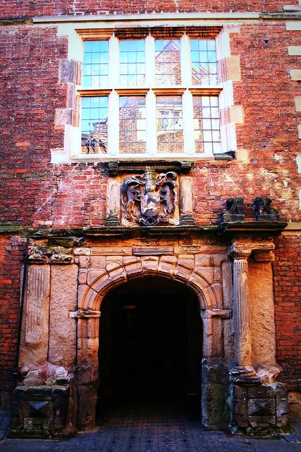 Doorway - Tamworth Castle