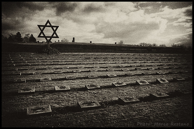 National Cemetery at the Small Fortress at Theresienstadt (Terezin) former Gestapo prison, Feb. 2012(Terezin), Feb 2012