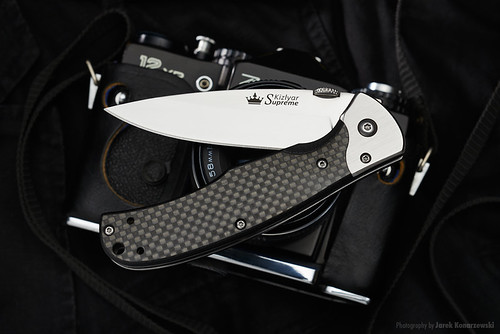 Kizlyar Supreme Prime EDC folding knife