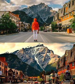 Dream Banff   by The World's Paths