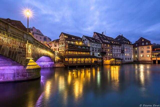 Pont Saint-Martin, Strasbourg, France