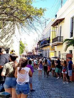 Las fiestas San Sebastian en el Viejo San Juan, PR / The San Sebastian festival in Old San Juan, PR