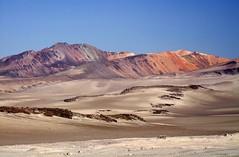 Sechura Desert (also Nazca Desert) / Deserto de Sechura (ou de Nazca) - Peru