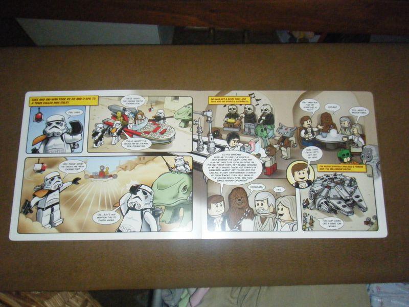 Lego Star Wars Save The Galaxy Book Erica Flickr