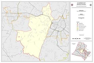 Precinct 409 - Clarkes Gap | by Office of Mapping, County of Loudoun