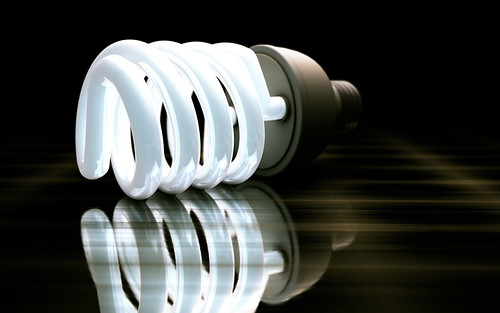 Energy Efficient Bulb | by Coign Studio