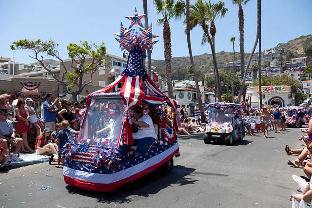 Catalina Island Day #7 (4th of July Parade) - Avalon, CA - 2011, Jul - 04.jpg