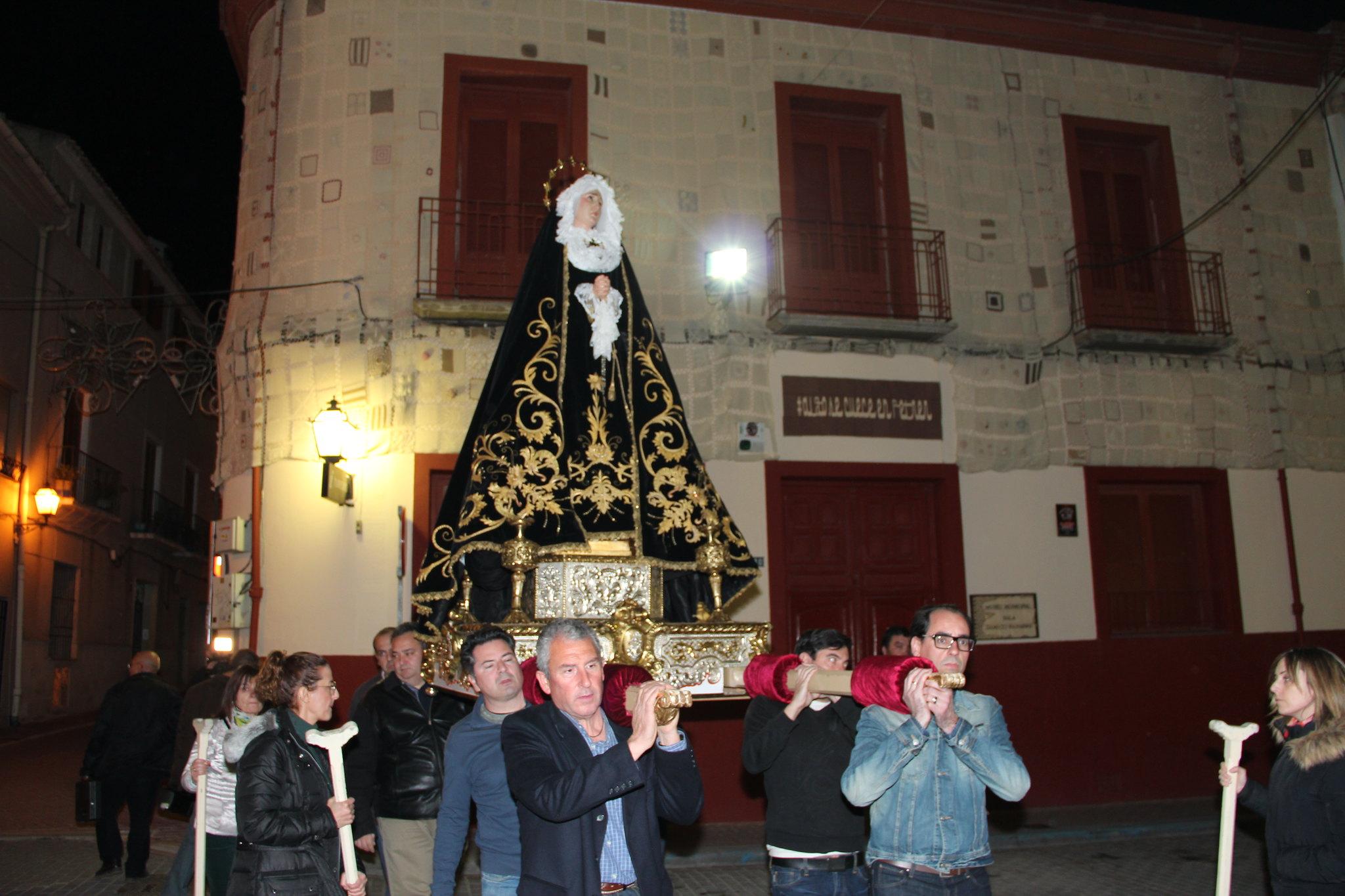(2015-03-27) - VI Vía Crucis nocturno - Antonio José Verdú Navarro (62)