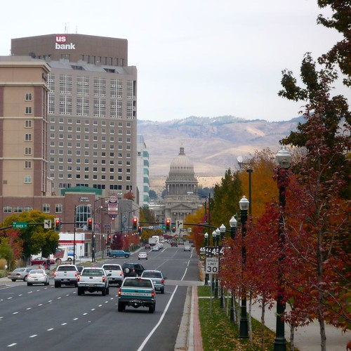 Downtown Boise | by gharness