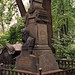 Sankt Peterburg, hrob Dostojevského, foto: Petr Nejedlý