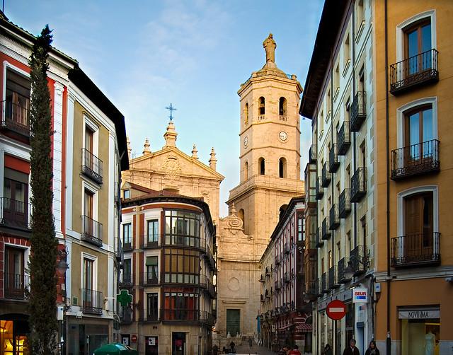 Calle Cascajares (Valladolid)