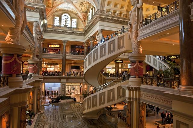 Hotel Caesars, Las Vegas