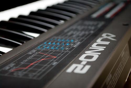 Roland Juno 2 | by derekGavey
