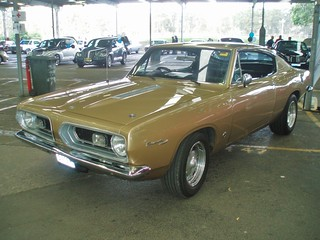 1967 Plymouth Barracuda Formula S