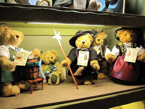 Rothenburg ob der Tauber - Another tourist-oriented teddy be… - Flickr