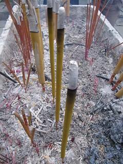 HUGE incense sticks | by everlutionary