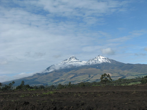 Volcanoes Outside Quito - Trip to Quilotoa | by mk_myles