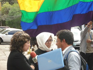 LGTBI - Entrevista a Sandra Ponce