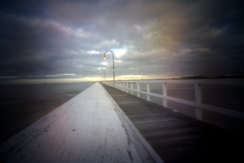 Pier with pinwide | by MkDdy