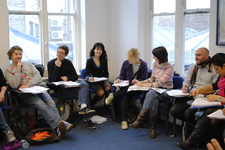 Advanced Class | by Shane Global Language Centres