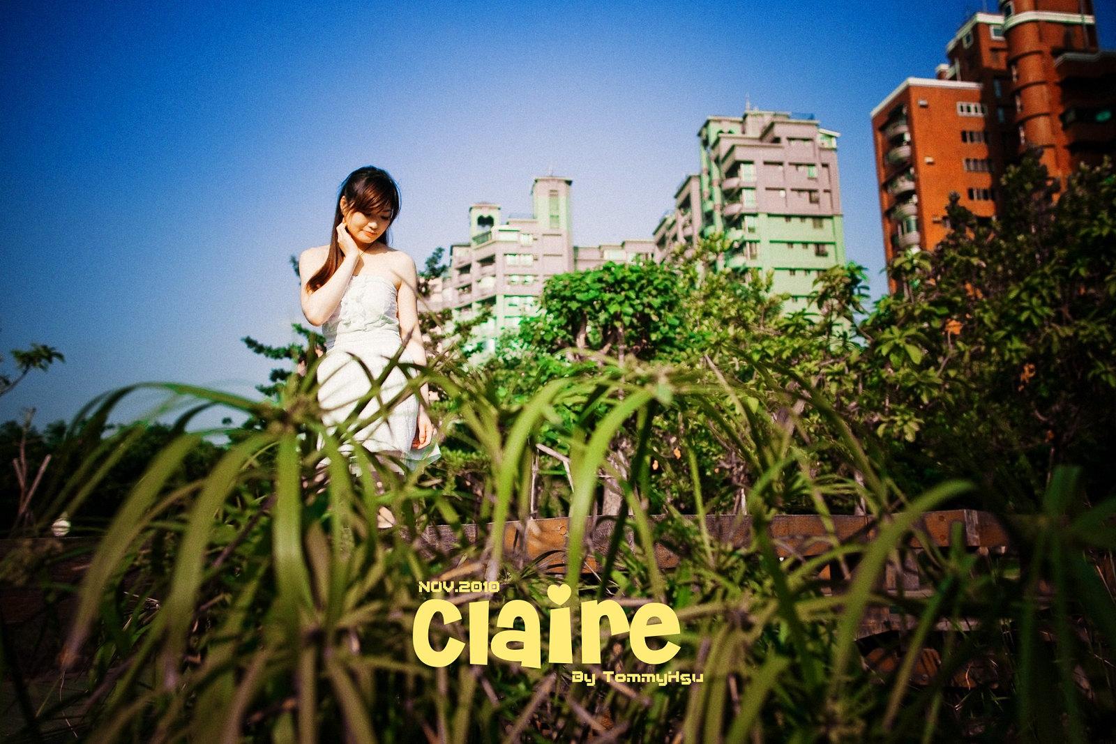 2010.11.20 Claire原生植物園