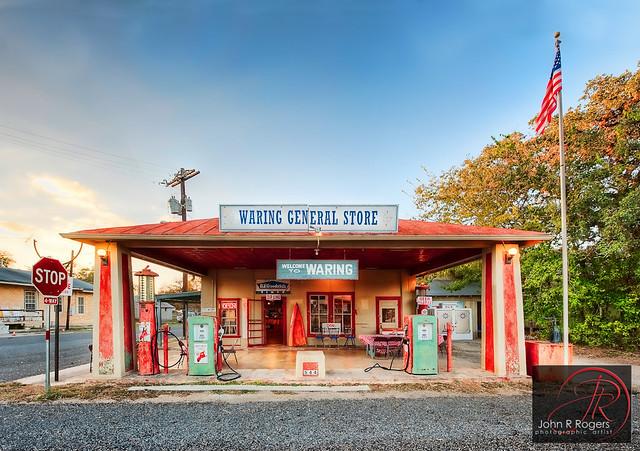 Waring General Store, Waring TX