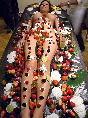 Naked sushi pictures