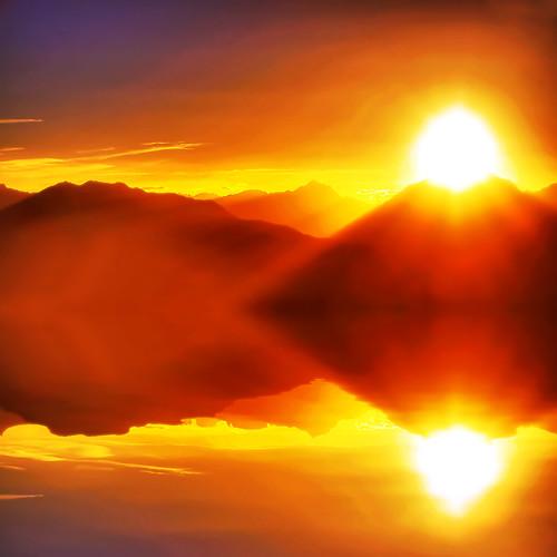 sunset sky mountains alps geotagged austria tirol österreich long pentax outdoor tamron coordinates hdr tyrol position lat 2010 kx 3xp photomatix tamron18250 traumlicht traumlichtfabrik adopeeddishop