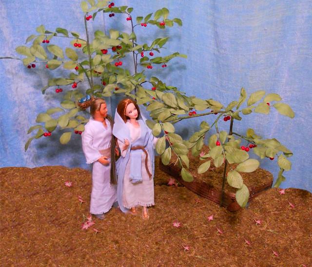 Cherry Tree Carol #8