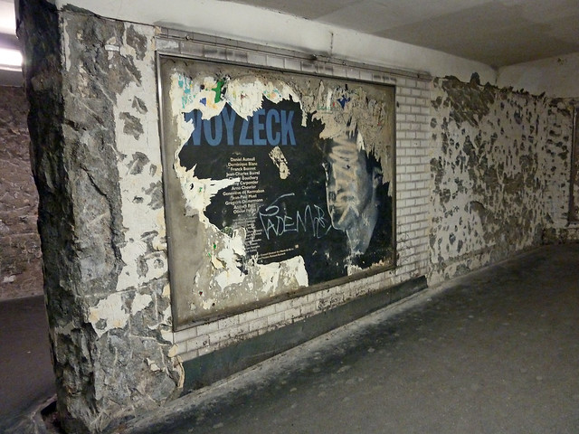 Métro Strasbourg-Saint-Denis Pars