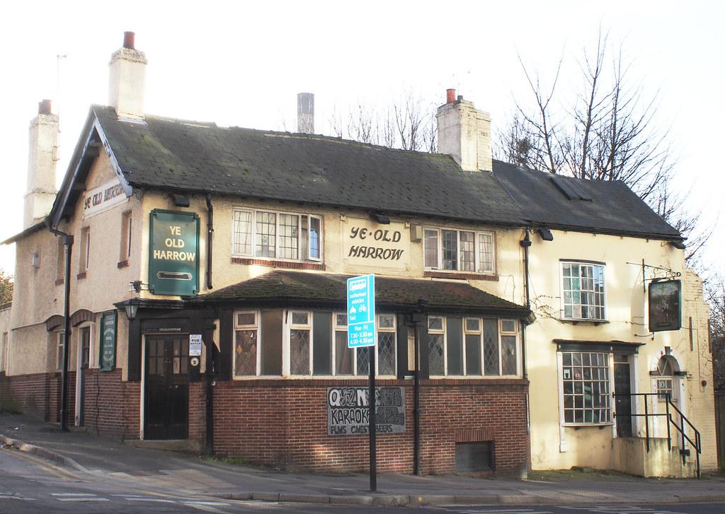 Ye Old Harrow, 80 Broad Street, Sheffield, S2 5TG | Day 18/3… | Flickr