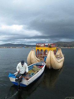 Puno and the Uros Floating Islands | by Headhigheartstrong