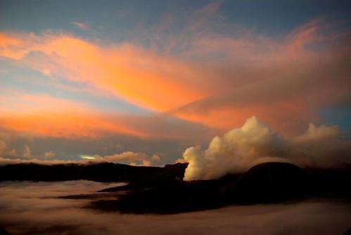 bromo volcan