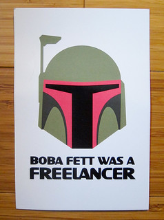 Boba Fett Was A Freelancer | by Scott Beale
