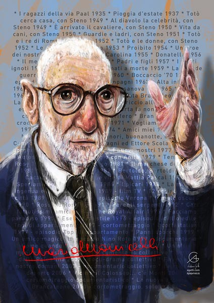 Mario Monicelli 1915 - 2010
