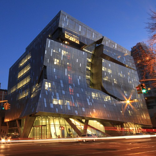 New Cooper Union Academic Building | by Drew Dies