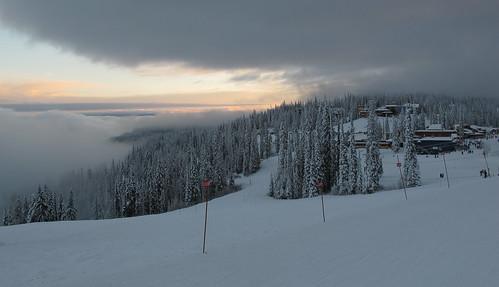 winter snow canada ski silverstar skicamp