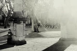 Hiding from light   by josemanuelerre