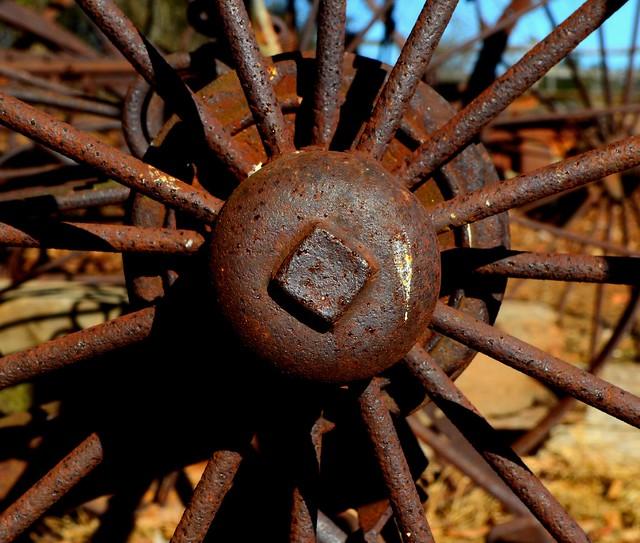 Tangle Of Rust