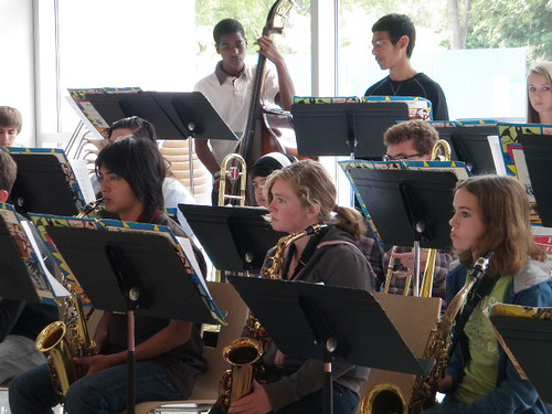 Santa Teresa High School  Jazz Band | by San José Public Library