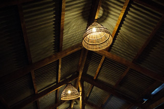 Crab Basket Light Fixtures | by goingslowly