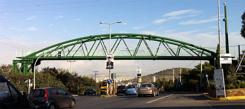 Πεζογέφυρα Καρέα