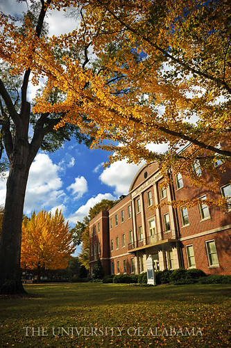The Campus in Fall