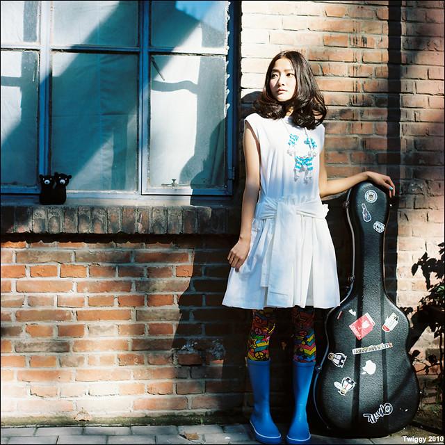 《我的上升是白羊座》album cover shooting - Pixie Tea *6