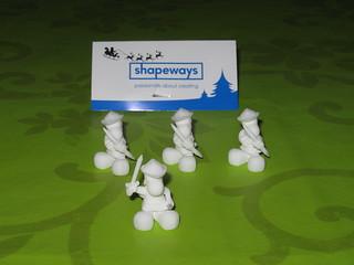 Narizones en impresion 3D con Shapeways | by LostInBrittany