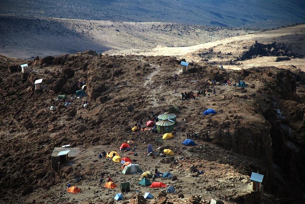 Barafu Camp