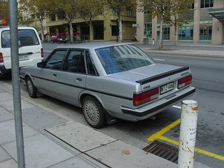 Toyota Cressida GLXi | Bit of an old mans favourite, they ar
