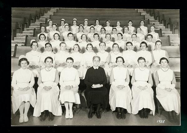 Johns Hopkins Hospital School of Nursing, class of 1938