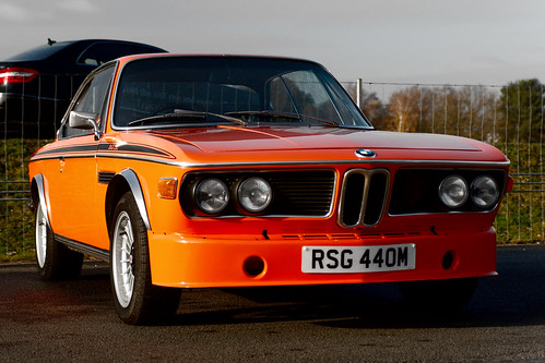 BMW 3.0 CSL | by FurLined