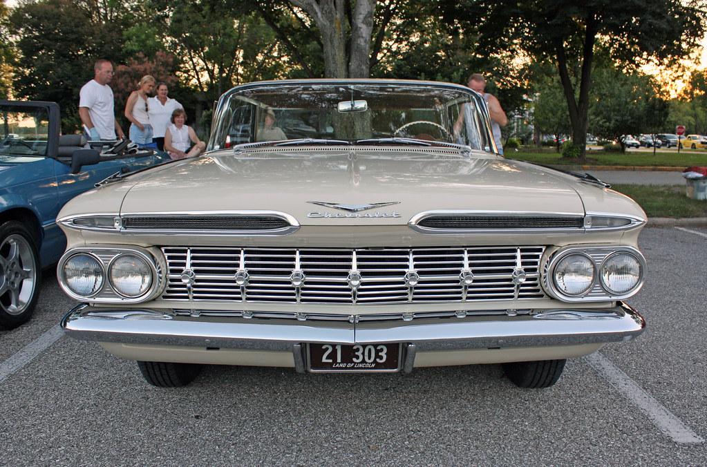 1959 Chevrolet Impala 4